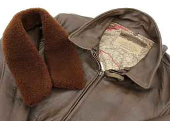 AVIREX(アヴィレックス)G-1(羊革)、アメカジ・ミリタリー好きにはたまらないヴィンテージ感が魅力